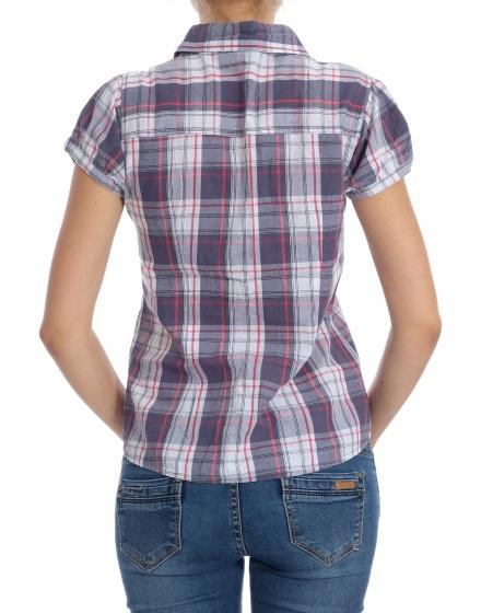 Дамска риза с къс ръкав Okay