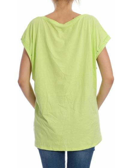 Дамска блуза с къс ръкав Takko Fashion