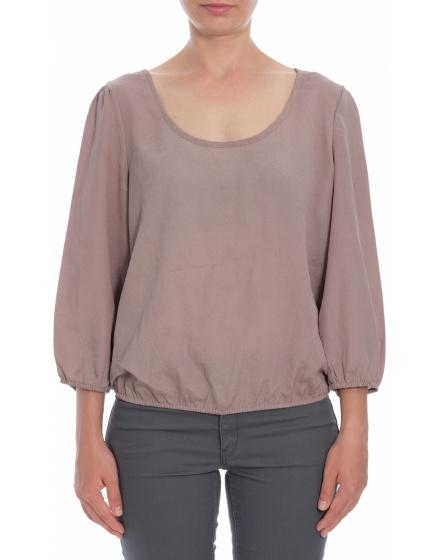 Дамска блуза с къс ръкав Cotton Express