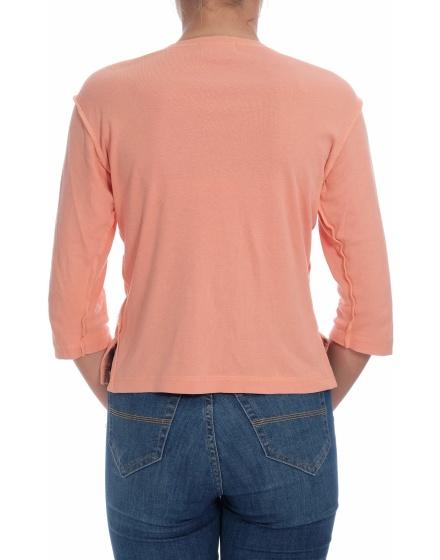 Дамска блуза с къс ръкав Soccx