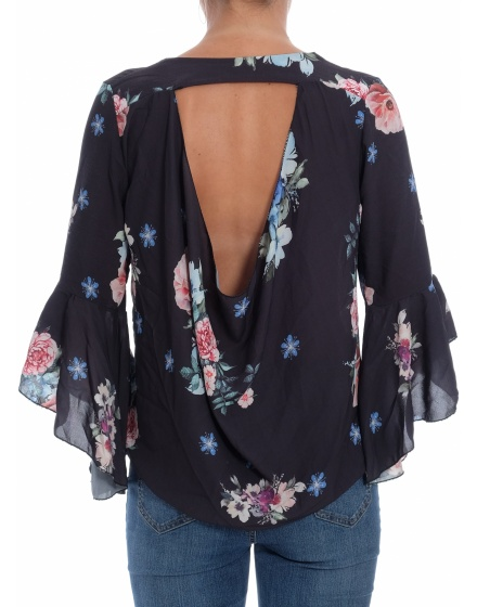 Дамска блуза с къс ръкав Idea Fashion Italy