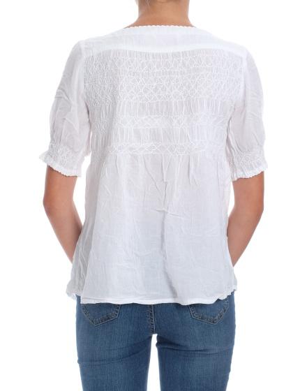 Дамска блуза с къс ръкав Jndjska