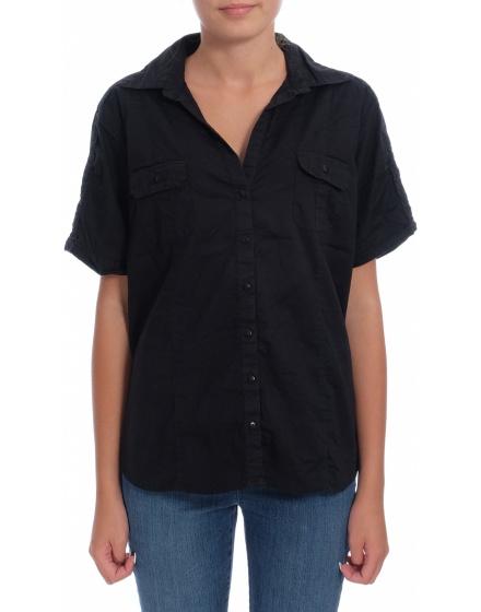 Дамска риза с къс ръкав Wissmach