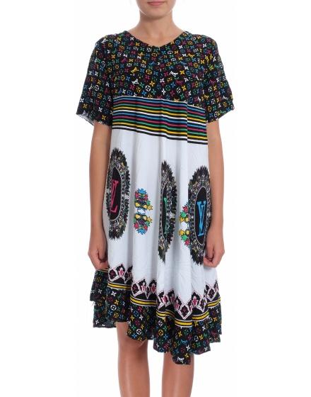 Дамска рокля Dunia Batik