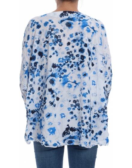 Дамска блуза с къс ръкав Page One