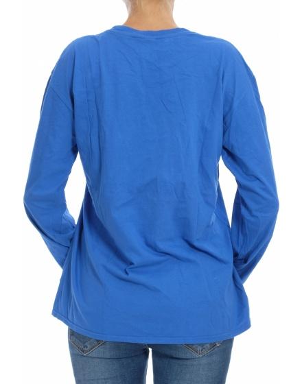 Памучна блуза Gildan