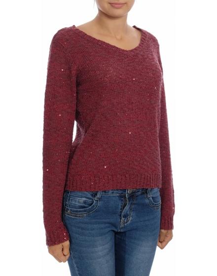 Дамски пуловер Stitch & Soul