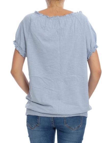 Дамска блуза с къс ръкав Charles Vogele