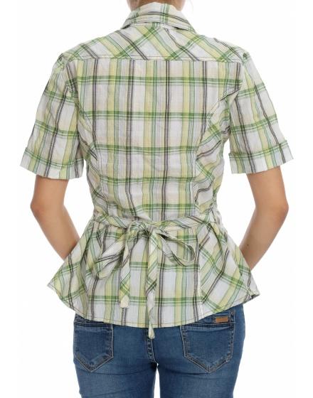 Дамска риза с къс ръкав Biba