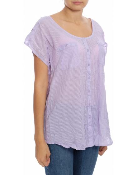 Дамска блуза с къс ръкав Gina Benotti