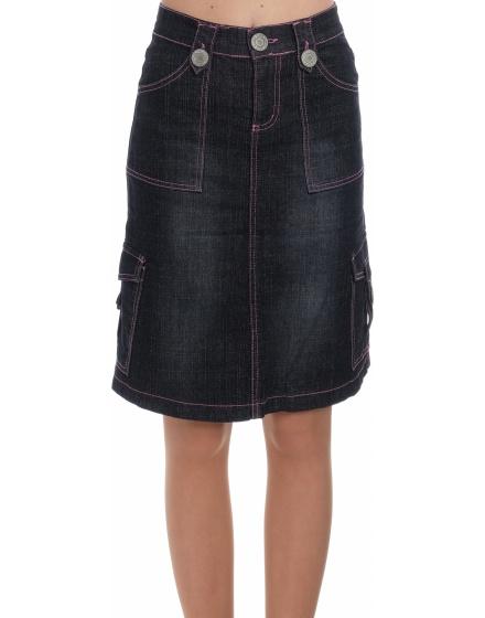 Дънкова пола Cro Jeans