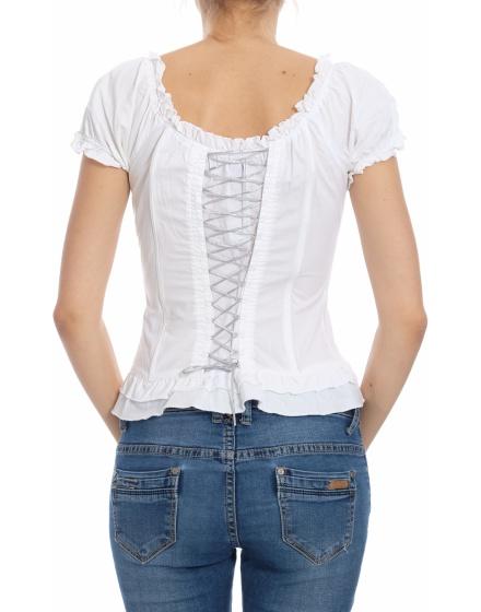Дамска блуза с къс ръкав Digita@l