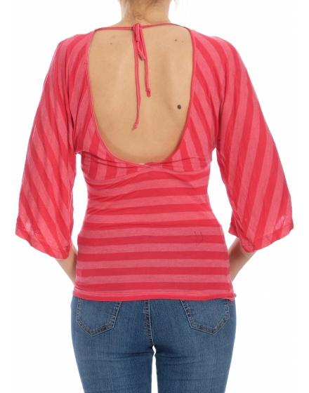 Дамска блуза с къс ръкав Vero Moda