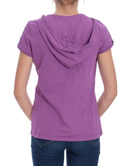 Дамска блуза с къс ръкав ESPRIT