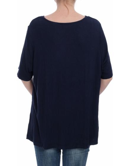 Дамска блуза с къс ръкав Gina Laura