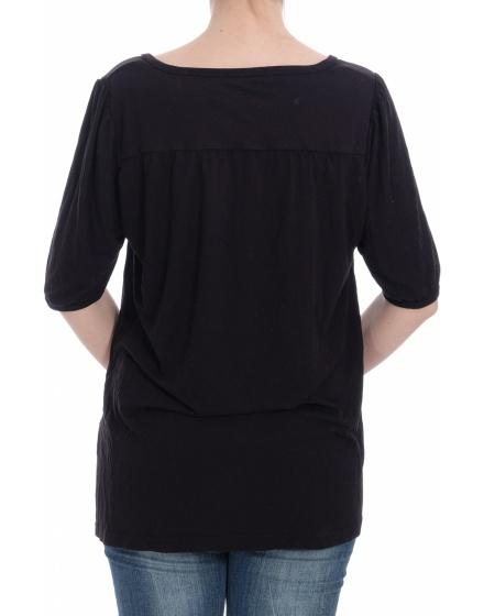 Дамска блуза с къс ръкав TCM