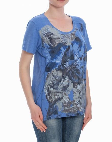 Дамска блуза с къс ръкав Cecil