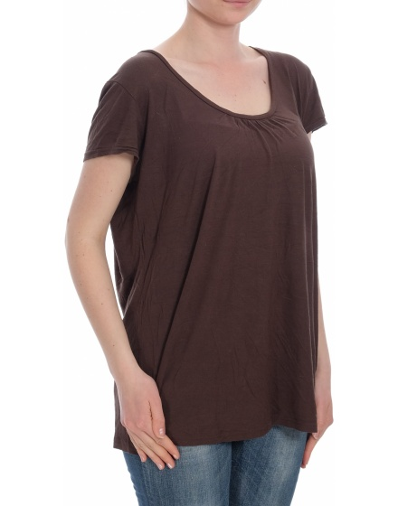Дамска блуза с къс ръкав Biaggini