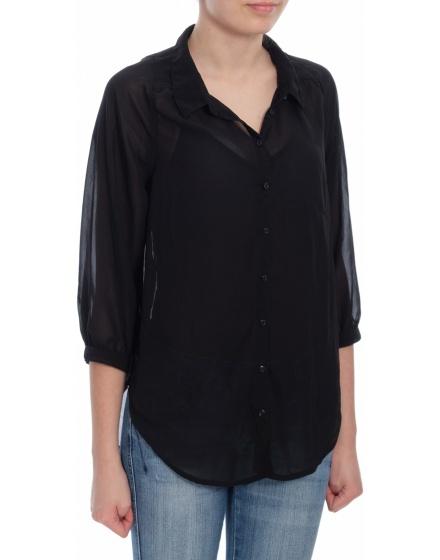 Дамска риза с къс ръкав ONLY