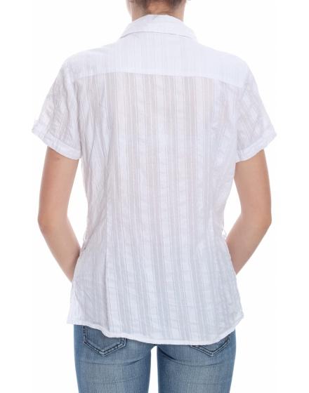 Дамска риза с къс ръкав Zabaione