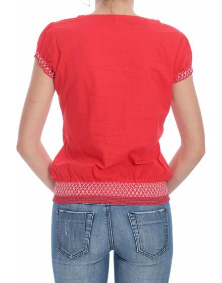 Дамска блуза с къс ръкав Lee Cooper