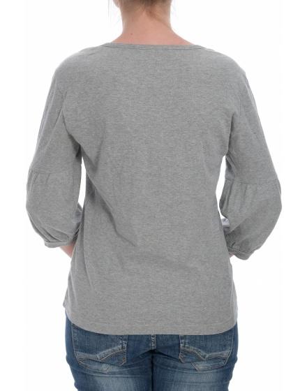 Дамска блуза с къс ръкав AJC