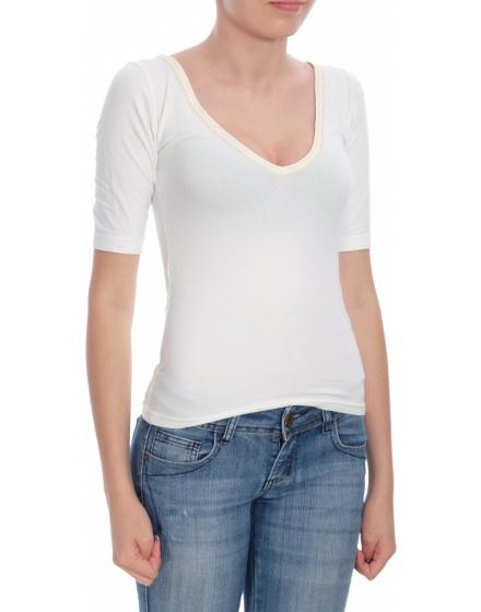 Дамска блуза с къс ръкав Suction