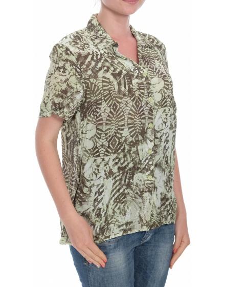 Дамска риза с къс ръкав Femme