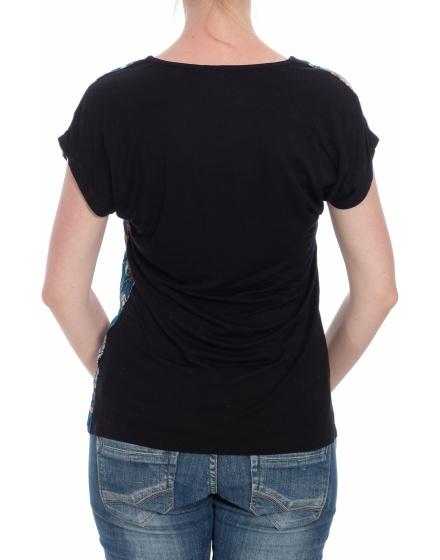 Дамска блуза с къс ръкав Cache Cache