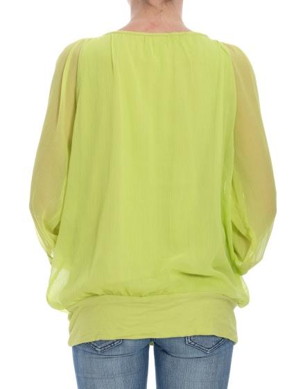 Дамска блуза с къс ръкав LIV