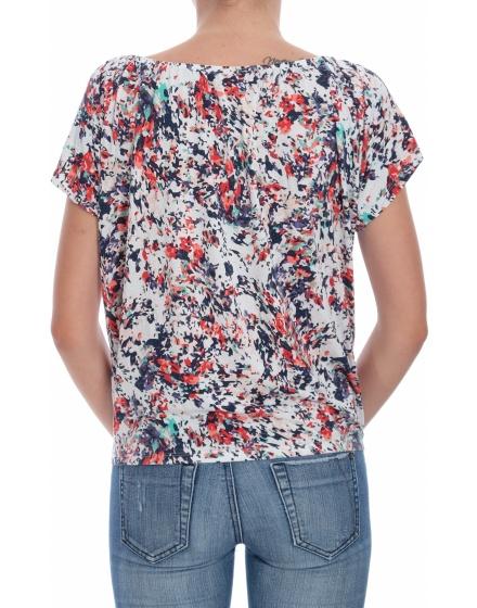 Дамска блуза с къс ръкав True Spirit