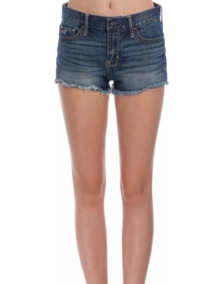 Дамски къси панталони Hollister