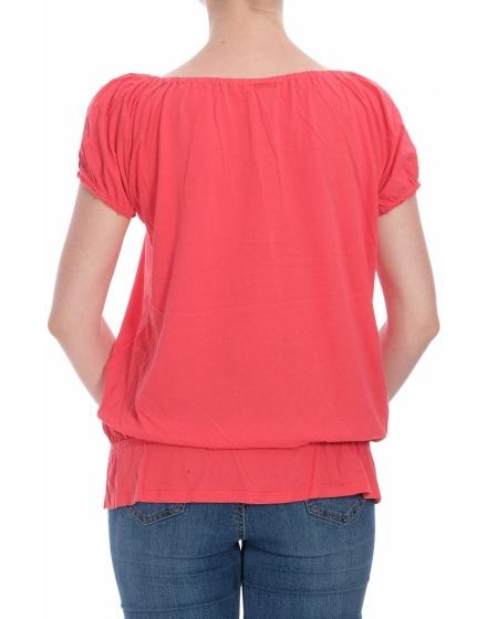Дамска блуза с къс ръкав Piaza Italia