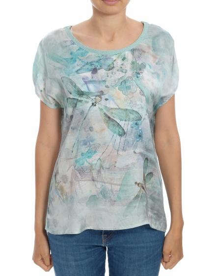 Дамска блуза с къс ръкав Taifun