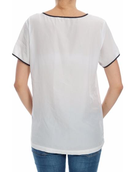 Дамска блуза с къс ръкав HEMA