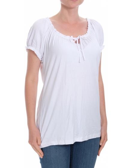 Дамска блуза с къс ръкав Anne L.