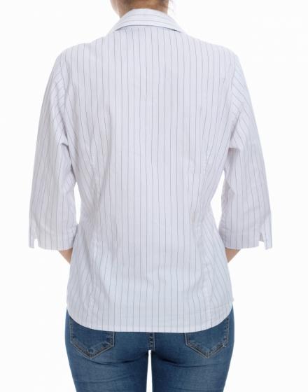 Дамска риза с къс ръкав Poco