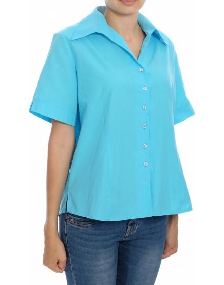 Дамска риза с къс ръкав Vivoli