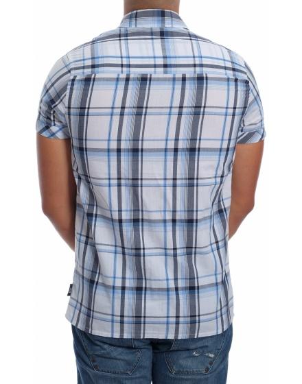 Мъжка риза с къс ръкав Lee Cooper
