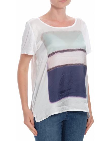 Дамска блуза с къс ръкав Expresso