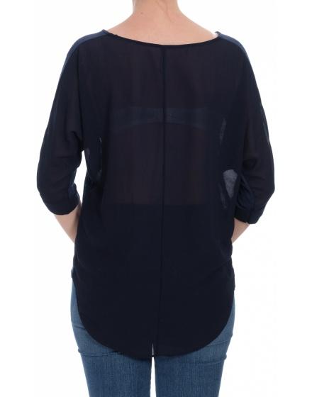 Дамска блуза с къс ръкав Italian Style