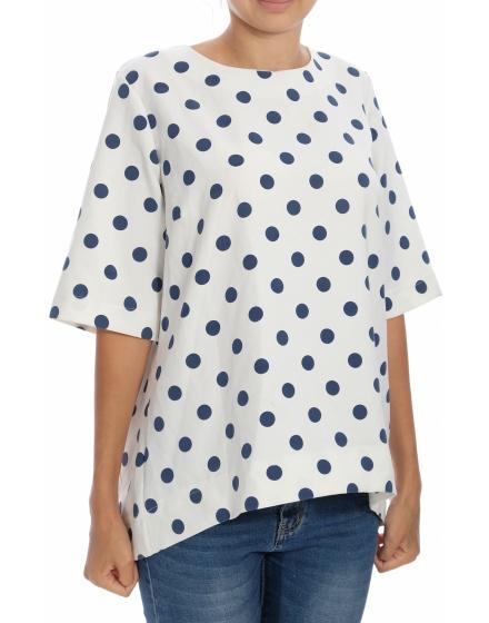 Дамска блуза с къс ръкав E.M.G.