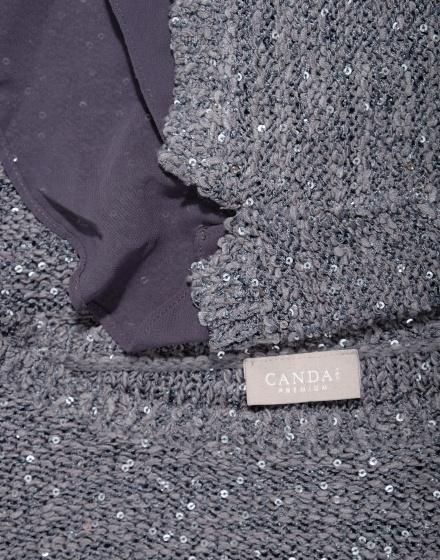 Дамски пуловер C.A.N.D.A