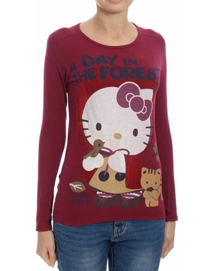 Детска блуза Hello Kitty