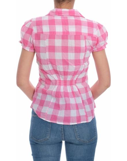 Дамска риза с къс ръкав Tissaia
