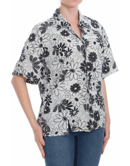 Дамска риза с къс ръкав Chanoux