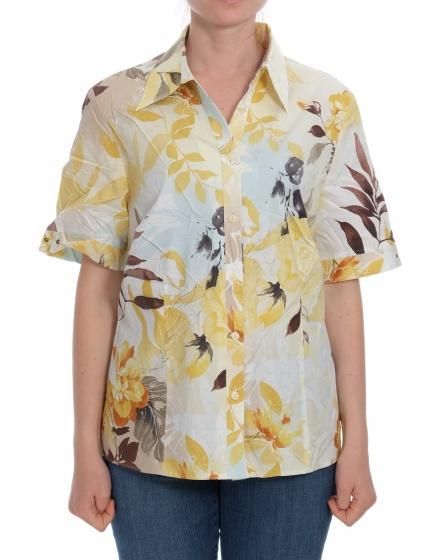 Дамска риза с къс ръкав Erfo