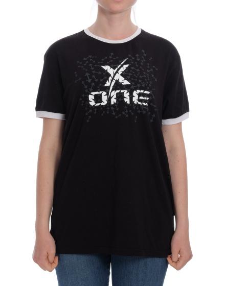 Памучна тениска X One - Italy