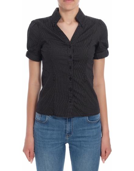 Дамска риза с къс ръкав CLOCKHOUSE