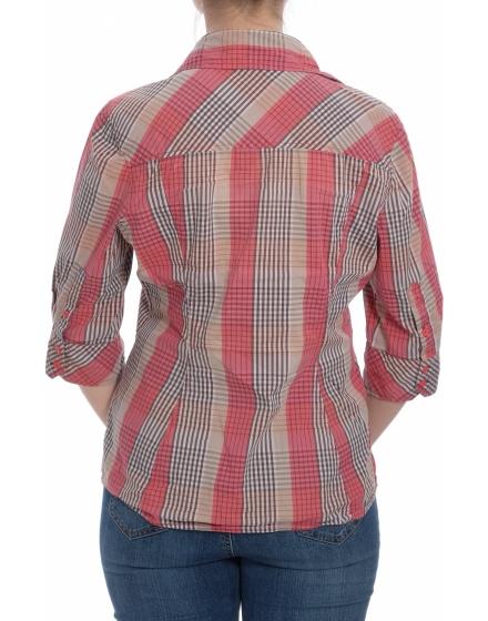 Дамска риза с къс ръкав Street One